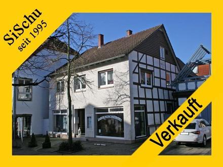 --Verkauft-- Wohn-/Geschäftshaus in Top City Lage: Investoren Willkommen!