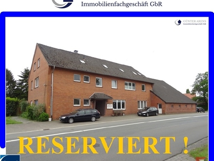 großzügige Maisonettewohnung in Westerstede - Westerloy