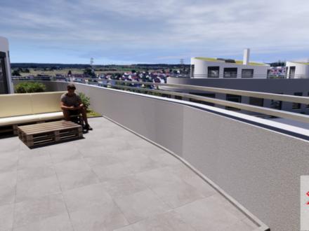 High End wohnen über den Dächern Maichingen's!