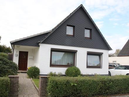 Bremerhaven-Surheide: Gepf. EFH, Garten, Garage, als Zweifam.-Haus umbaub., ruhige Wohnlg, Obj.5340