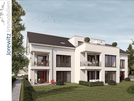 Bi-Schildesche (KfW55-Neubau): Helle 3 Zimmer-Wohnung mit Dachterrasse