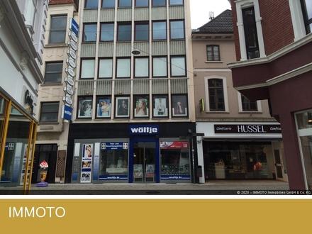 RESERVIERT! Oldenburg Innenstadt - 2 Zimmerwohnung zu vermieten