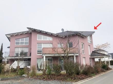 Die Alternative zum Haus: Luxus 4-Zi.-Maisonette-Wohnung