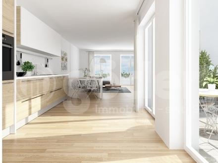 Ideal zentrale 3 Zimmer Wohnung!