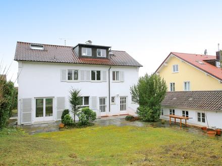 Architektenhaus mit Charme sucht neue Familie!
