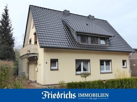 Erdgeschosswohnung mit Garten in Bad Zwischenahn - ruhige, zentrale Lage