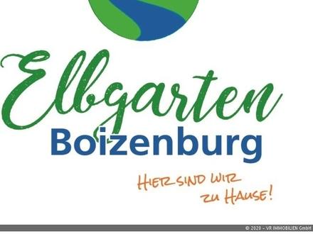 Boizenburg wird immer schöner! Elbgarten Boizenburg
