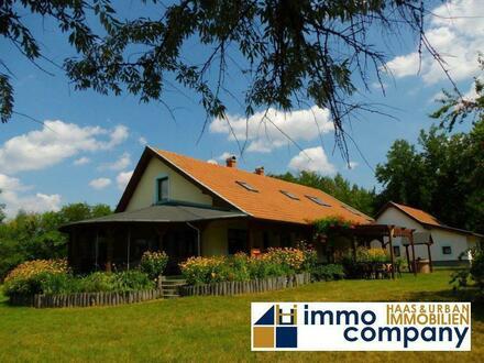 Ungarn, Traumhaftes Anwesen in absoluter Ruhelage
