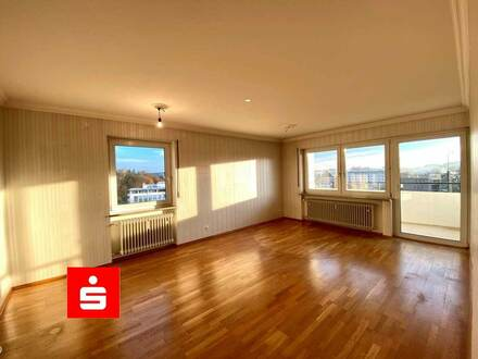 Ideal für Pendler - 3-Zimmer-Eigentumswohnung in Traunstein