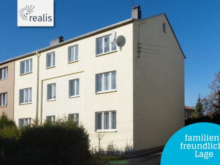 SOLIDE BASIS FÜR IHRE ZUKUNFT+++Mehrfamilienhaus für Anleger und Eigennutzer in Chemnitz-Adelsberg