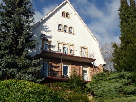 Historische Villa in bevorzugter Wohnlage von Bad Bergzabern!