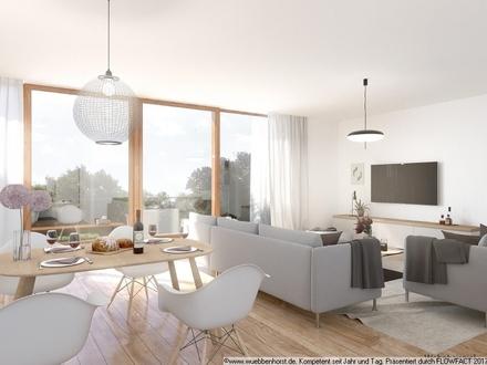 Luxus-3-Zimmer-Eigentumswohnung (Neubau) in Top-Lage im Univiertel