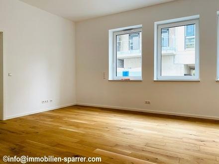 Sehr schöne, helle 2-Zimmer-Neubauwohnung im Herzen Weidens