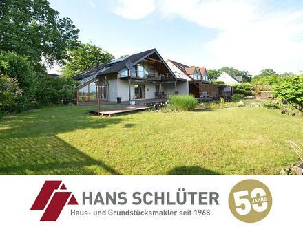 Architektenhaus in schöner Lage in Bremen-Borgfeld