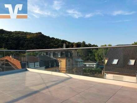 Erstbezug:Luxuriöses Penthouse in bester Kurviertellage