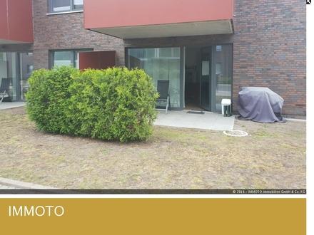 Moderne 3-Zimmer Wohnung mit sonniger Terrasse