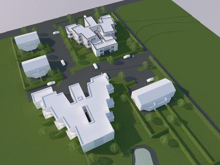BARIERREFREI - mit Loggia/Terrasse und Garten (260 m²) WE04 Typ D