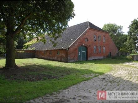 Resthof mit 4 ha Grünland in Tossens / Butjadingen (Obj.-Nr. 5739)