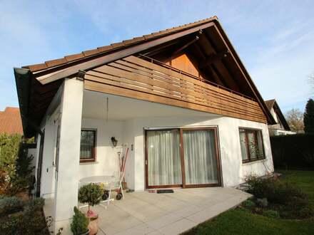 Sehr gepflegtes Wohnhaus in begehrter Wohnlage am Eselsberg
