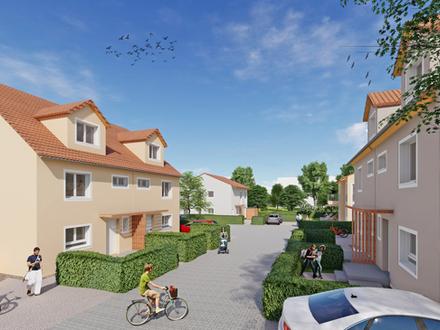 Reiheneckhaus mit 161 m² Wohnfläche | 5 Zimmer | 267 m² Grundstück