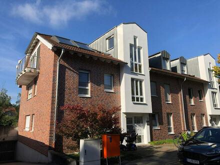 Exclusive Penthousewohnung mit Dachterrasse und zwei TG-Stellplätzen im Herzen von Hiltrup.