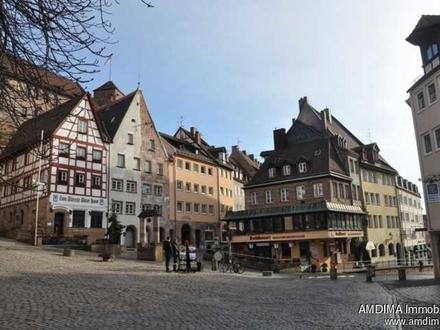 Altstadthaus, Wohnen und Arbeiten auf vier Ebenen