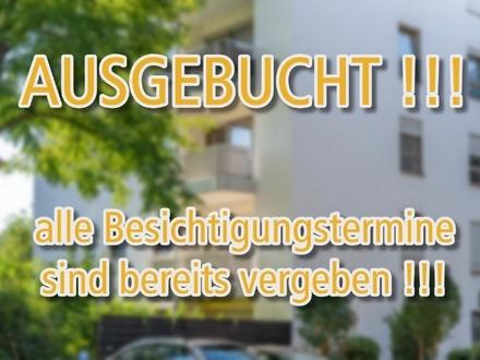 2-Zimmer-Wohnung mit Süd-Balkon und Lift, EBK günstig ablösbar - Landshut-Niedermayerviertel