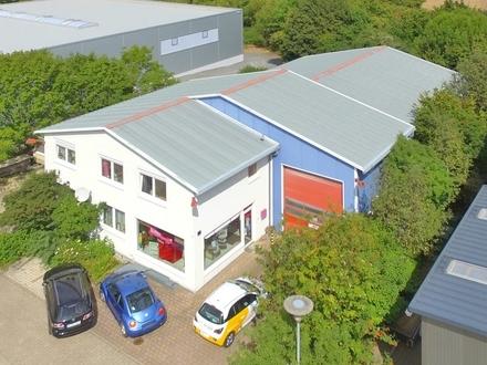 Übernahme Elektrofachbetrieb - inkl. Firmengebäude mit Werkstatt, Lagerhalle, Büros und Wohnung