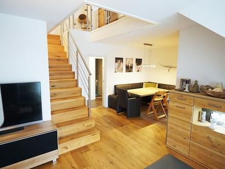 Traumhafte 5-Zimmer-Maisonettewohnung in Niederfüllbach. Top-Zustand!