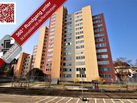 Kapitalanlage! Modernes 1 Zimmer City Apartment mit Balkon in Offenbach am Main