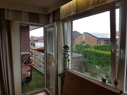 Schöne 3-Zimmerwohnung mit Balkon & Garage
