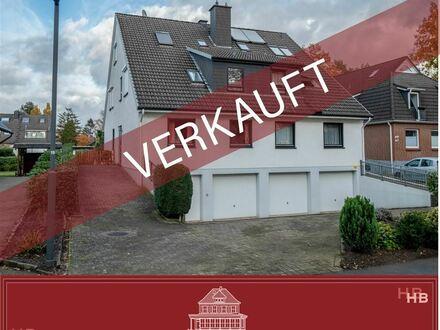 Traumhafte Maisonettewohnung in Bestlage von Borgfeld inkl. Garage