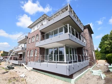 Neubau/Erstbezug: 3-Zimmer-Obergeschoss-Wohnung in Toplage