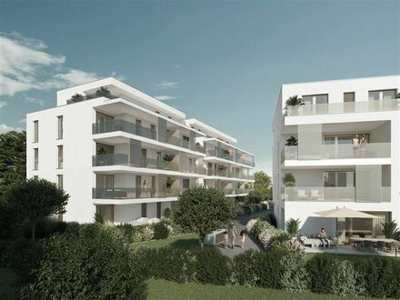 3-Zimmer Balkonterrassen Wohnung in Salzburg-Itzling!