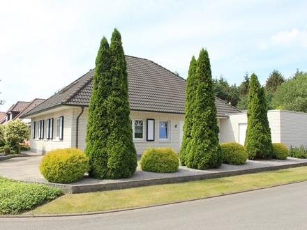Gepflegtes Wohnhaus in Altharen mit Garage u. Terrasse !