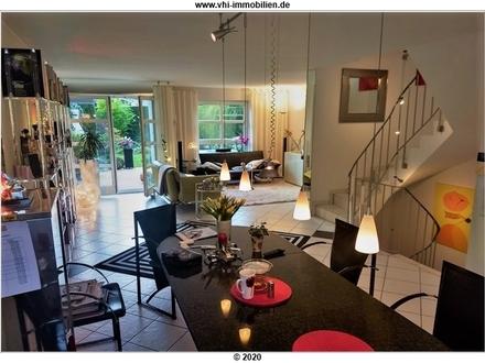 WI-Sonnenberg angrenzend Komponistenviertel: Haushälfte im Villenstil, Luxus Ausstattung !!!