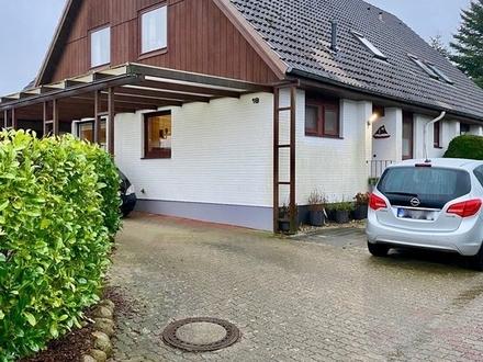 Steinbergkirche: Doppelhaushälfte mit viel Platz für die Familie