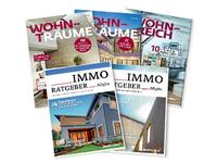 Unsere Magazine zum Thema Bauen & Wohnen