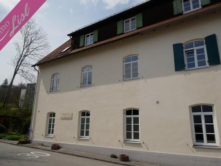 Barrierefreie 2-Zimmer-Wohnung mit Terrasse