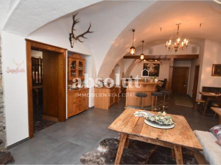 Historisches, saniertes Appartementhaus, mit viel Potential für Liebhaber des Besonderen in Rauris!