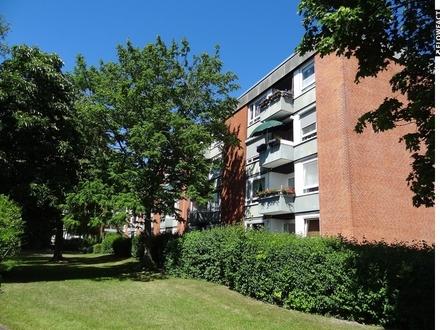 Vermietete 3-Zimmerwohnung mit Balkon in Braunschweig-Kralenriede!