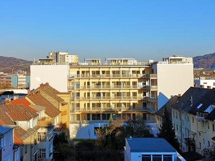 Lichtdurchflutete 51 m² 2-Zimmerwohnung - Zentral in Urfahraner Toplage