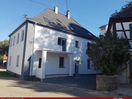 Dreifamilienhaus kernsaniert in Hofweier zu verkaufen!