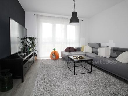 Qualität für schönes Wohnen bietet diese 2 Zimmer Wohnung mit Balkon!