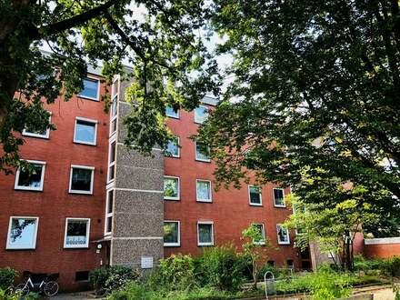 Schicke, modernisierte Eigentumswohnung in beliebter Lage in Obervieland