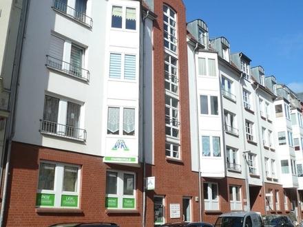 13 Eigentumswhg., 3 TG-Stellplätze u. 12 Außenstellplätze in der Altstadt von Schwerin