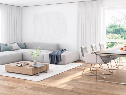 5-Zimmer-Neubau-Penthouse im Staffelgeschoss mit Dachterrasse in Hochheim