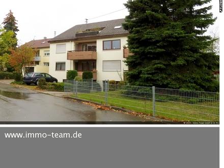 4,5 Zimmer - Wohnung mit Potenzial ++BALKON ++Hobbyraum 20 m² ++