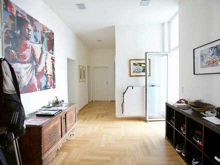 Klagenfurt - Bahnhofstraße: Moderner Altbau-Traum im Gründerzeithaus