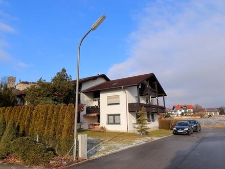 Individuelle 2- Zi. DG Wohnung in Neubeuern